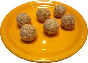 Raffaello raw balls