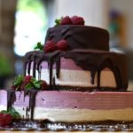 Торта за празника на Надя