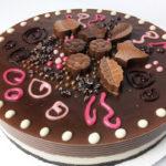 3 - Шоколадова торта с ванилов крем (2)