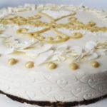 Веган торта Рафаело