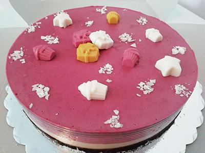 Веган торта екзотик