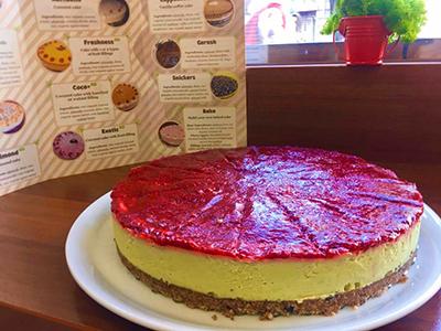 Кето торта